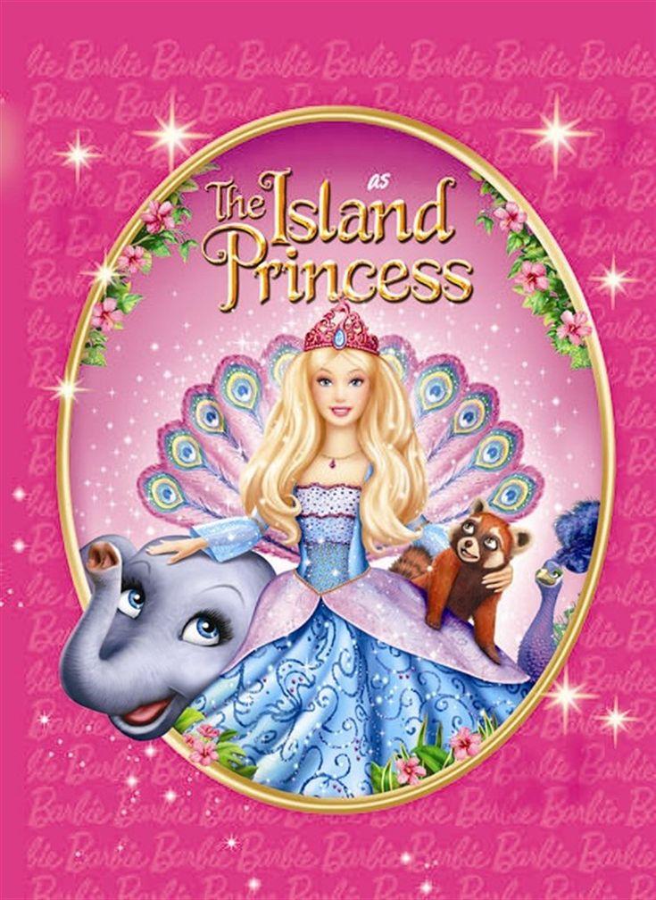 Barbie island princess full barbie movies barbie