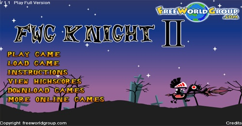 Play FWG Knight 2 Game - Play Free Online Fighting Games - Play Free FWG Knight 2 Game at ibibo Games