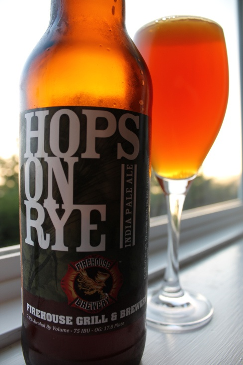 Hops On Rye by Firehouse Grill & Brewery
