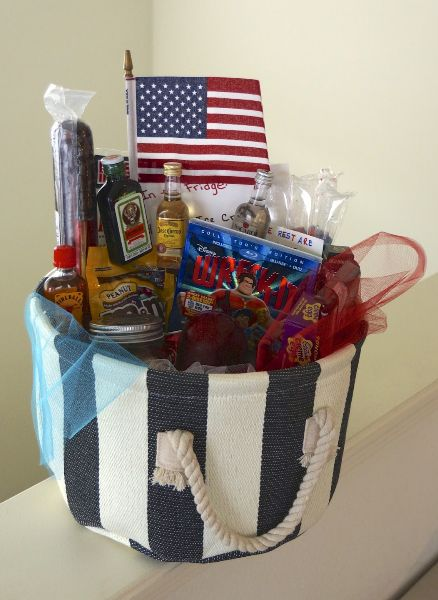 Welcome Home Military Gift