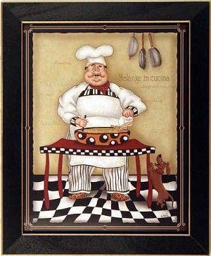 chubby chef at bristo prints