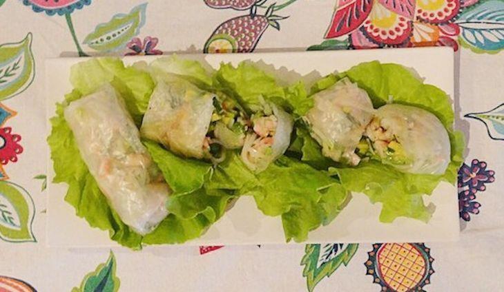 Så lär du dig laga vietnamesiska färska vårrullar   Nöjesguiden