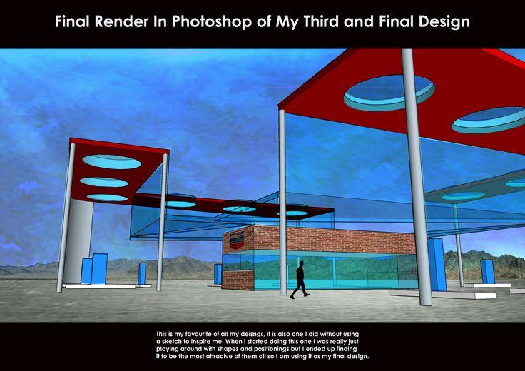 final photoshop render