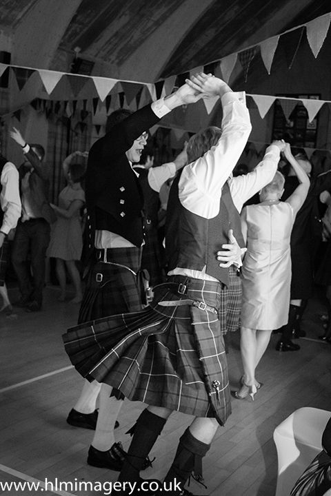 Time for the Ceilidh!