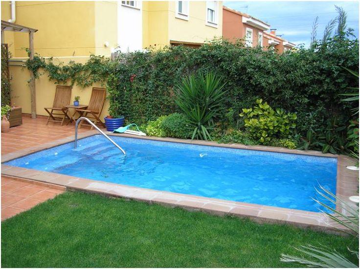 Best 25 piscinas de hormigon ideas on pinterest patio - Piscinas prefabricadas de hormigon ...