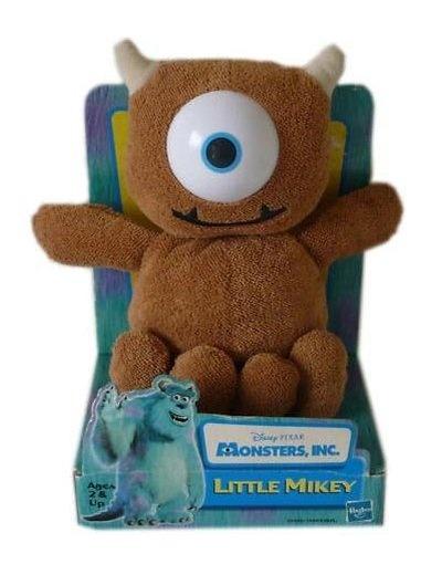 Disney Little Mikey Plush Doll Pixar Pinterest