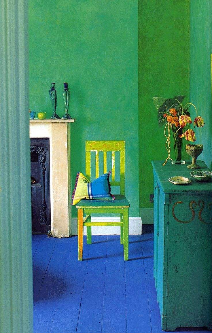 Inspiring collections and vibrant colour schemes from Designers Guild