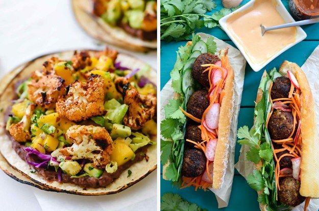 42 Dinner Ideas If You're Trying To Cut Back On Meat Or Dairy