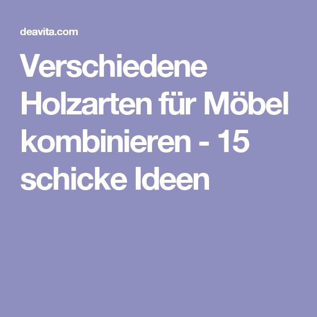 modernes bad mit holz - 27 ideen für möbel, boden, wand & decke ...