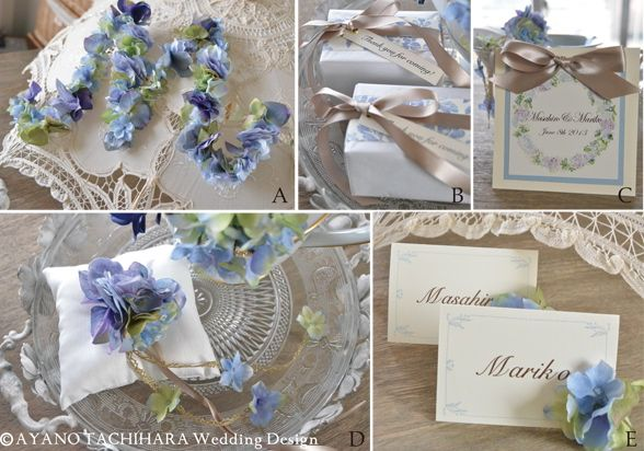 Hydrangea for June Bride