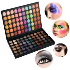 Pro 120 Colors Eye Shadow Makeup Party Cosmetic & Matte Eyeshadow Palette Set