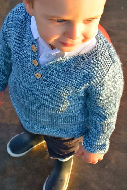 Ravelry: Thistle pattern by Lili Comme Tout. 6 months to 10 years