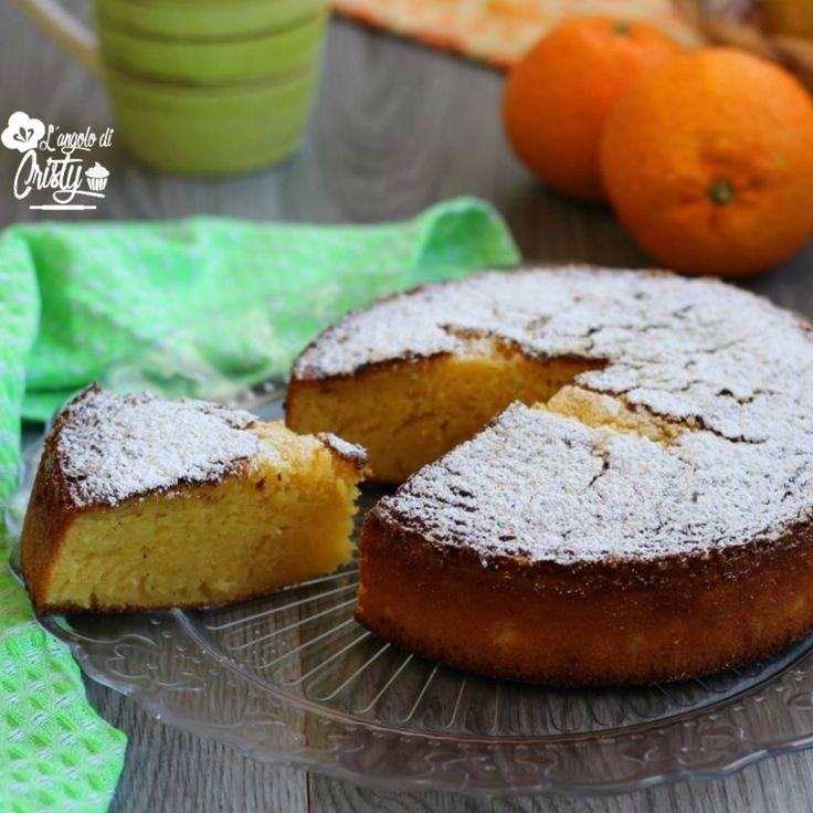 TORTA AI MANDARINI SOFFICISSIMA  Ecco una torta ai mandarini sofficissima, è davvero golosissima con una consistenza umida e scioglievole che vi conquisterà !