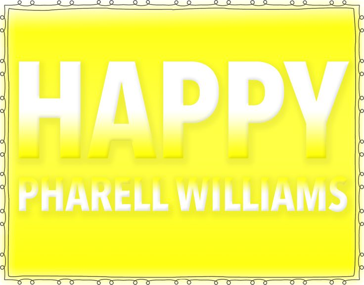 This massive hit from 2013 by Pharrell Williams is a popular choice - I play this one live by recording a vocal loop and building the song around it!
