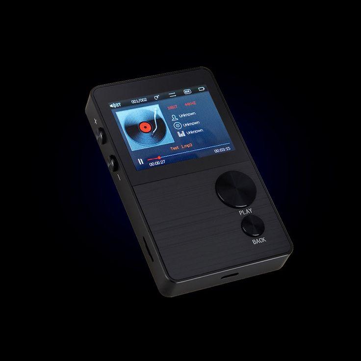 SaoMai 16 GB 2.4 Inches HiFi נגן אודיו דיגיטלי נייד DAC מכונית ספורט חיצוני נסיעות Lossless FLAC APE MP3 OGG ACC נגן