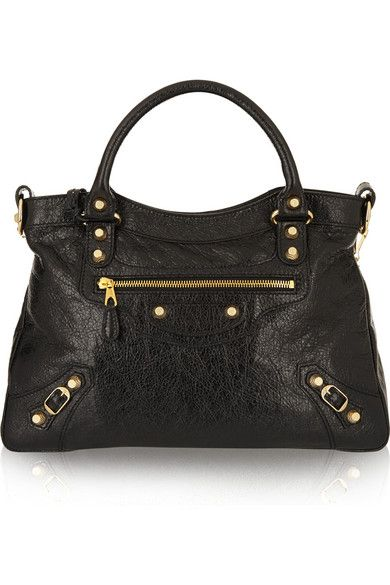 BALENCIAGA Town Textured-Leather Tote. #balenciaga #bags #shoulder bags #hand bags #leather #tote #