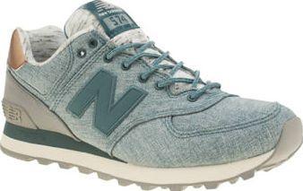 New Balance Blue 574 Denim Womens Trainers An undisputed classic, the New Balance 574 is retro running royalty. Arriving with an updated Denim upper in blue, rose gold heel detail features debossed branding for a premium edge. An ENCAP midsole http://www.comparestoreprices.co.uk/january-2017-8/new-balance-blue-574-denim-womens-trainers.asp