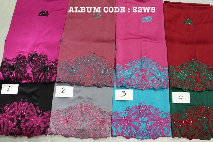 ALBUM CODE : S2W5 ITEM CODE : FOLLOW CODE IN IMAGE PRICE : RM 190