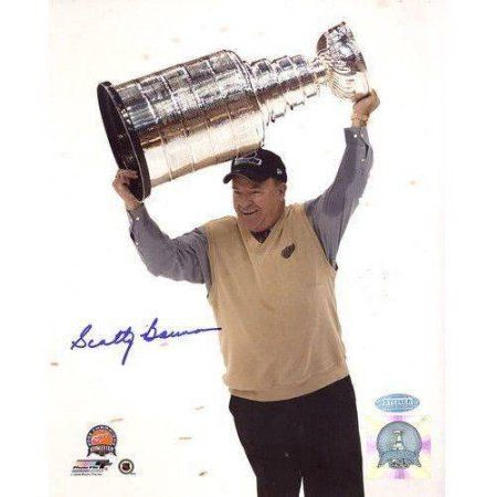 Scotty Bowman Cup Overhead Vertical 16 inch x 20 inch Photo