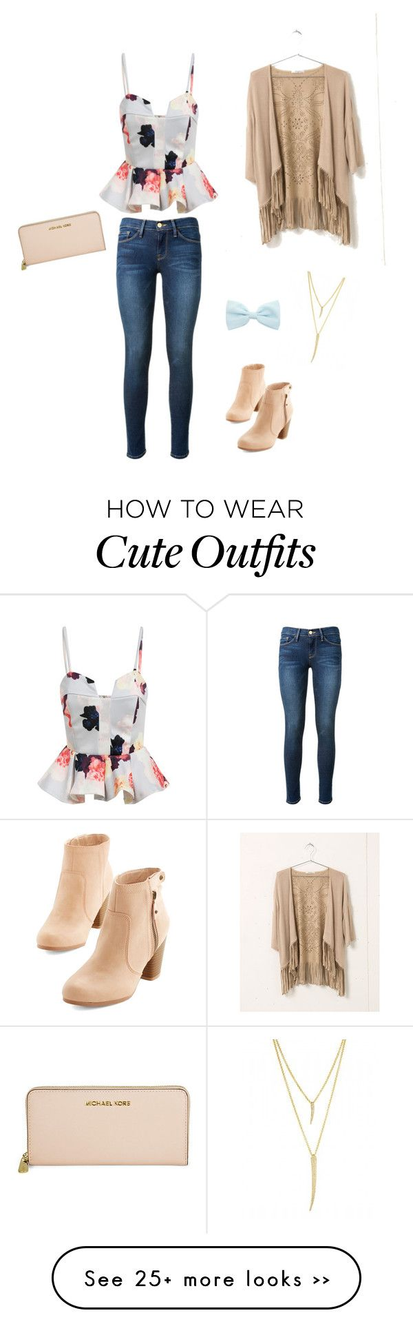 """""""Cute outfit I made"""" by shelbygarcia115 on Polyvore"""