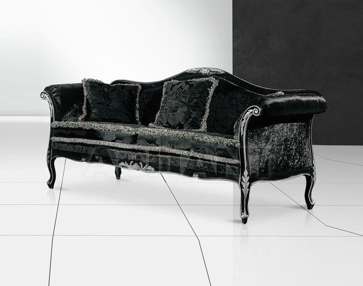 Диван темно-серый Mobilsedia 2000 Srl 421-A Giulietta , каталог мягкой мебели: фото, заказ, доставка - ABITANT , Москва