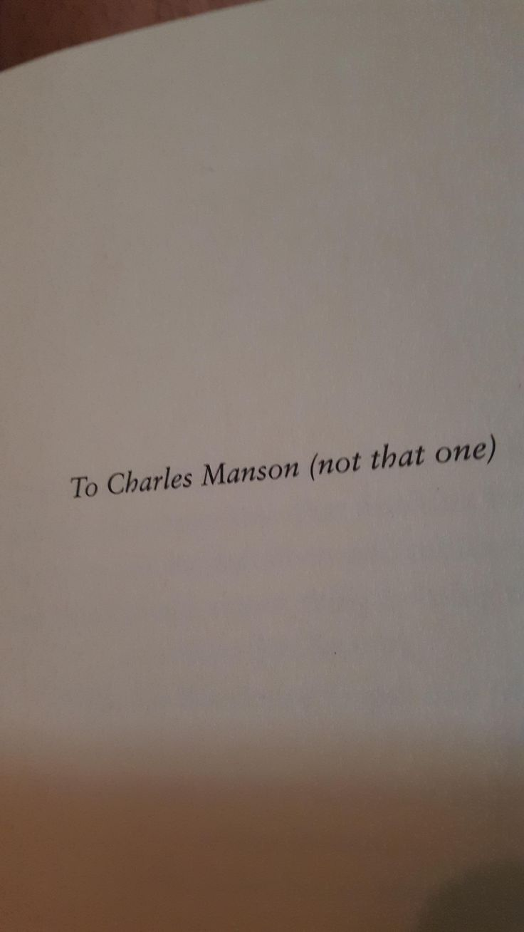 The dedication page of Norm Macdonald's new book http://ift.tt/2dciWfk