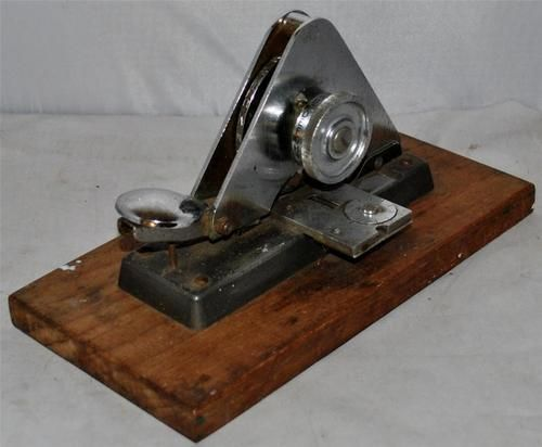 """Vintage 1950's """"SERPENT"""" Label-Printing Machine in a Very Good Working Condition"""