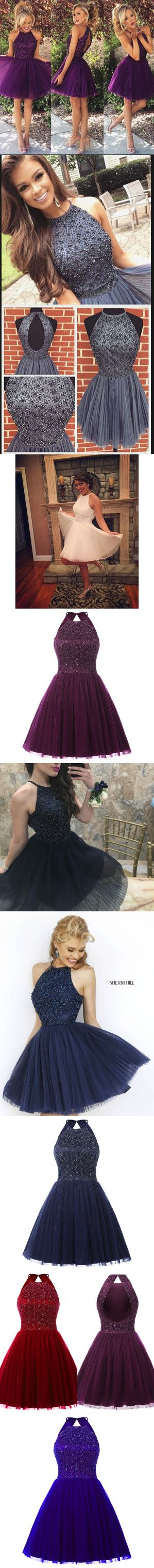 2016 Homecoming Dresses for Summer 8th Grade Pageant Girls Back to School Sweet 16 Graduation Miss Teen USA Fashion Ball Prom Cocktail Gowns