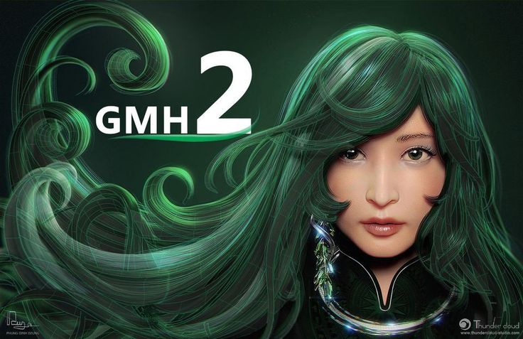 User can easily produce complex and realistic looking hair in a shorter amount of time than simply starting out creating and styling Maya Hair alone using traditional polygon modeling method and convert to Maya Hair using GMH2 with 2 simple steps. In fact the streamlined workflow from GMH's interface boasted that you could cut your hair development time by at least two thirds.  more info here: http://www.thundercloud-studio.com/index.php?page=content/shop/1.script/0.GMH2