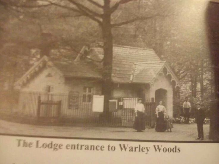The Lodge Warley Woods