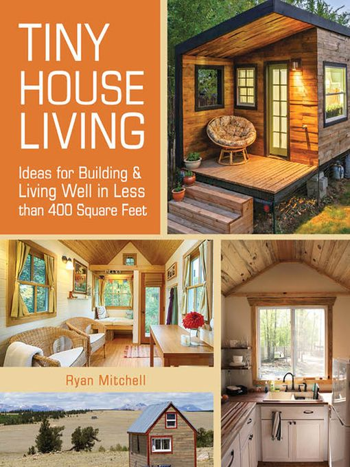 "Tiny House, Large Lifestyle! Tiny homes are popping up across America, captivating people with their novel approach not only to housing, but to life. Once considered little more than a charming oddity, the tiny house movement continues to gain momentum among those who thirst for a simpler, ""greener,..."