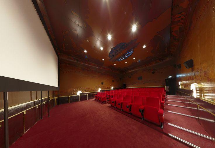 Bioscoopzaal Filmhallen
