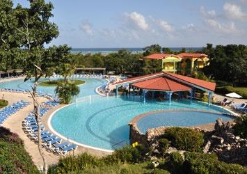 Occidental Grand Playa Turquesa, Holguin Cuba, good food, clean rooms and nice beach and pools.