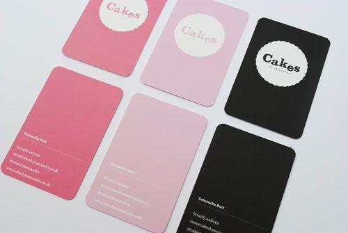 business card inspiration x