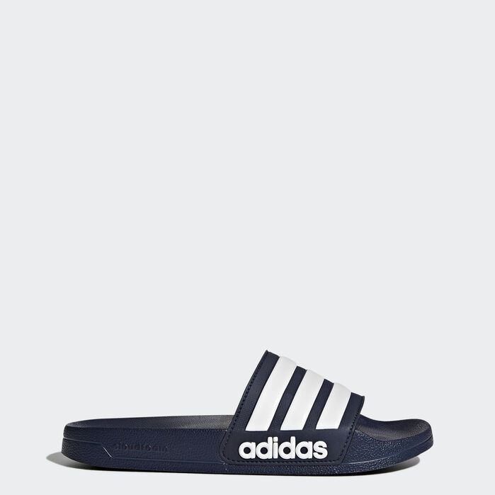 Adilette Cloudfoam Slides | Top basketball shoes, Adidas ...
