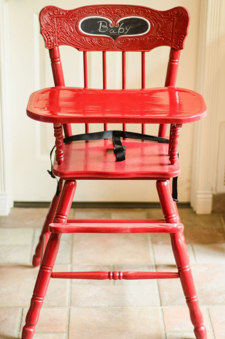 25 Best Ideas About Vintage High Chairs On Pinterest