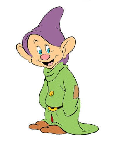 Which One Of The Seven Dwarfs Are You?  You got: Dopey You're a clumsy mess, and aren't exactly the brightest crayon in the box. Oh, and you don't even have a beard.