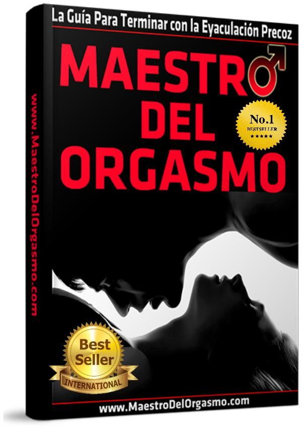 MAESTRO DEL ORGASMO EPUB 2017