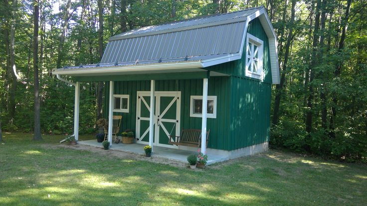Our garden barn/potting shed