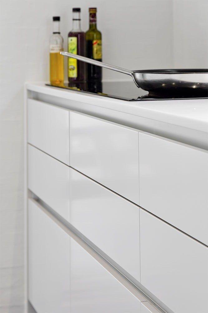 Kitchen Design Handles 207 best kitchens - handle less design images on pinterest