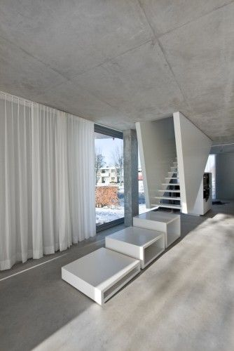 by Wiel Arets Architects [Maastricht]
