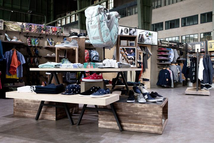 Bread & Butter Berlin 2012 Summer – VANS by Green Room