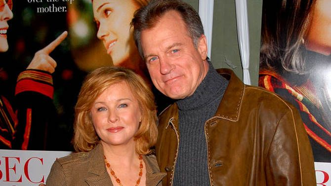 Stephen Collins' Wife Alleges He Had 'Secret Life' In Court Docs: 'I Believe There are Other Victims'.... the 7th Heaven actor had been having inappropriate sexual relations with children.