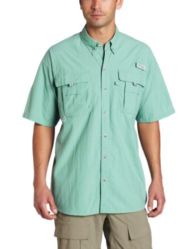 Columbia Sportswear Men's Bahama II Short Sleeve Shirt.