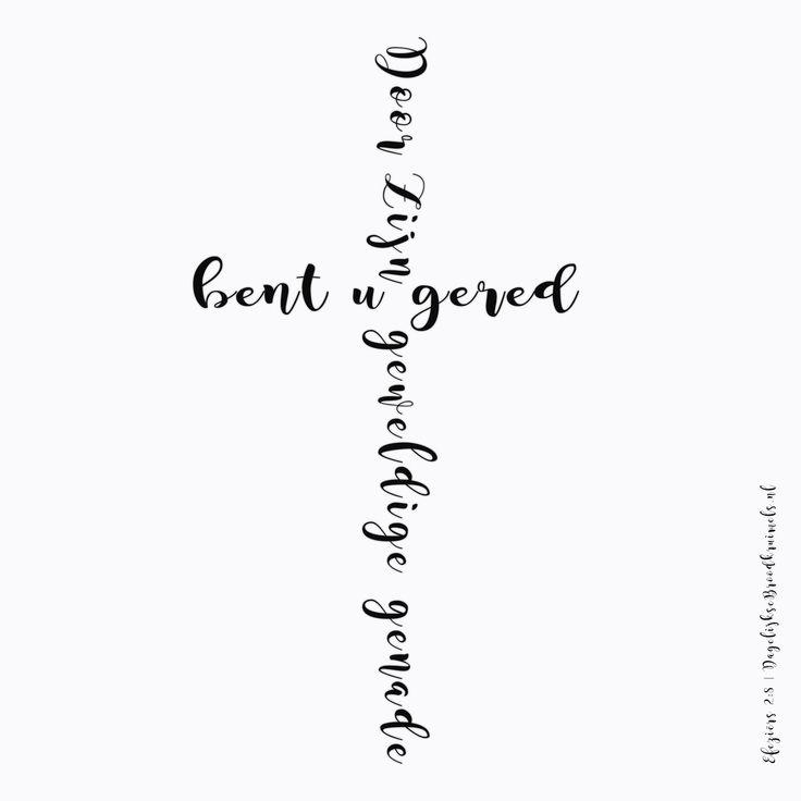 Door zijn geweldige genade bent u gered. Efeze 2:8 #Genade https://www.dagelijksebroodkruimels.nl/efeze-2-8/