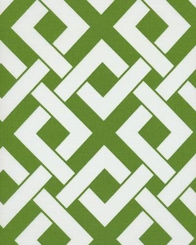 Boxed In - Outdoor Fabric, Brindle contemporary outdoor fabric