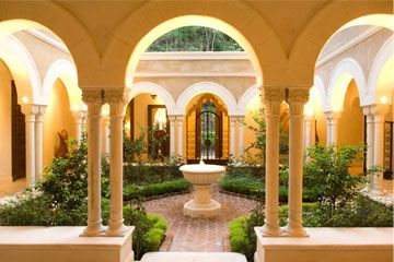 Courtyard Homes amp Decor Ideas Pinterest Fountain