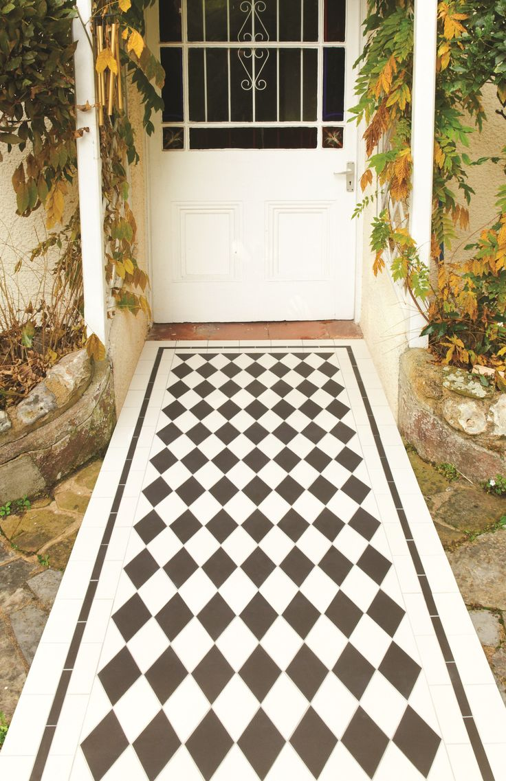 13 best heritage images on pinterest flooring victorian tiles victorian floor tiles st andrews design with a simple border dailygadgetfo Gallery