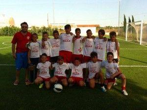 Calcio giovanile, la Diaz vince un triangolare con Olimpiadi e Country Soccer Molfetta