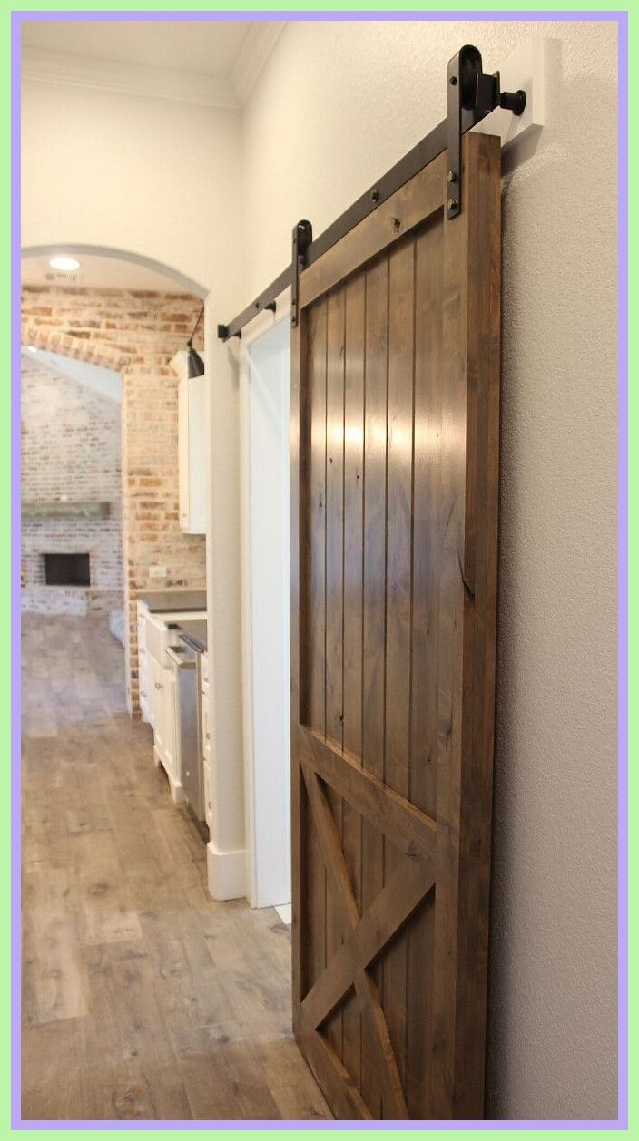 108 Reference Of Sliding Door Ideas Interior In 2020 Barn Door Designs Kitchen Pantry Doors Door Design Interior